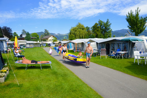 Camping im Aufwind, TCS stellt gnstige Prognose
